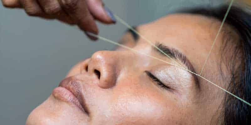 Cheltenham Hair & Beauty Salon Cheltenham - Threading Tinting - Anthony Green Hair & Beauty Salon
